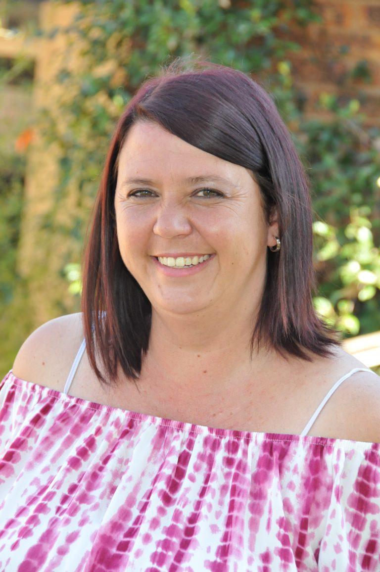 Photo of Adele Oberholzer